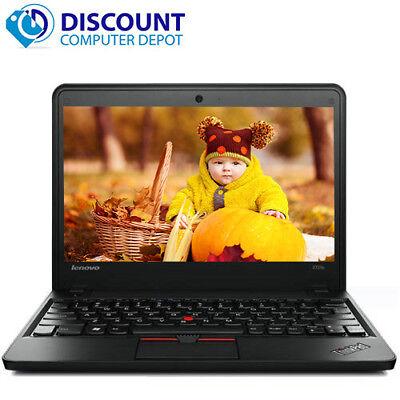 Lenovo Thinkpad Laptop Computer Windows 10 PC 11.6 AMD Dual Core CPU Webcam HDMI