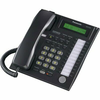 Panasonic  Model  Kx-t7731  24 Button Display Phone - Home Or Office Black