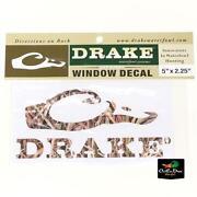 Drake Decal