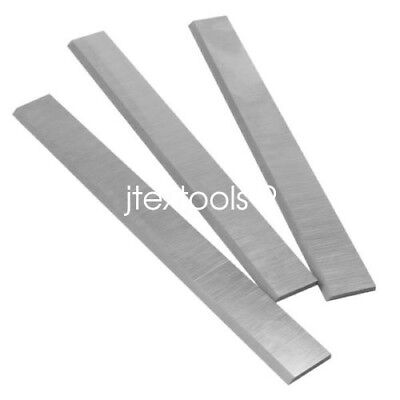 3pc 6 Inch Jointer Knives For Delta 37-190 37-658 37-205 37-220 37-195