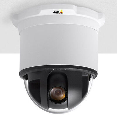 Axis 233d 35x Daynight Ip Ptz Camera Auto Motiontracking 0266-001 Indoor Dome