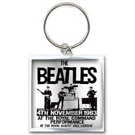 Beatles key ring