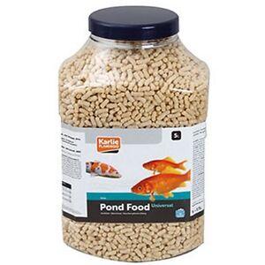 Stick nourriture poisson bassin 5l aquarium filtre ebay for Nourriture poisson rouge aquarium