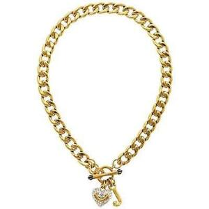 Juicy couture necklace ebay juicy couture heart necklace aloadofball Gallery