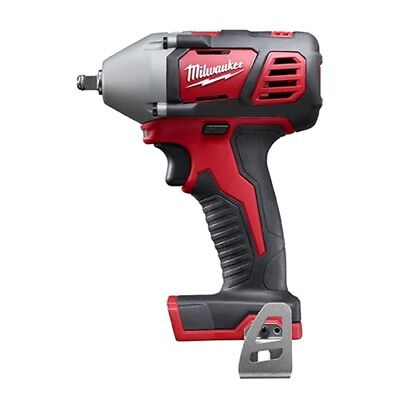 Milwaukee 2658 20 M18 Cordless Li Ion 3 8  Impact Wrench W  Friction Bare Tool