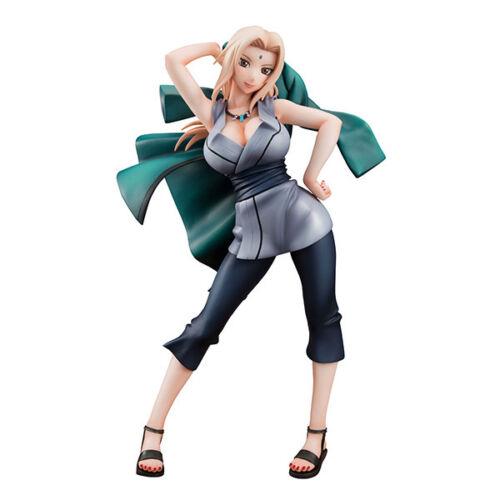 """Naruto - Naruto Gals Tsunade 8"""" PVC Figure (MegaHouse)"""