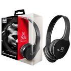 Black Mental Beats Headband Headphones