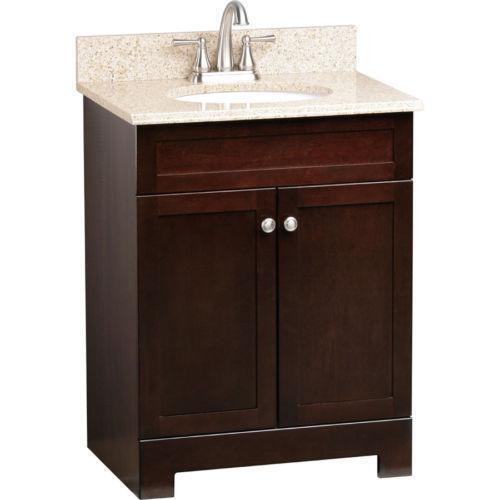 Ebay Used Bathroom Vanity: Contemporary Bathroom Vanity