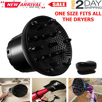 Adjustable Hair Diffuser Attachment For Curly and Natural Hair Fits All Dryers