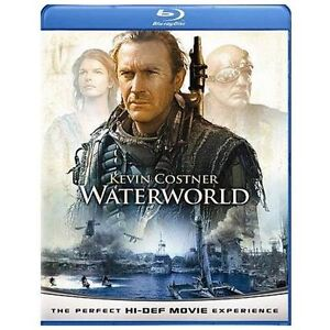NEW Waterworld (Blu Ray)