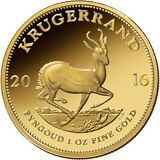 ON SALE! 1 oz South African Gold Krugerrand Coin (Varied Year)