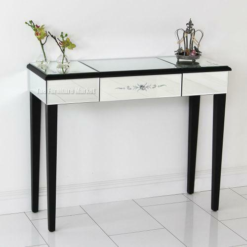 Mirrored Hall Table Ebay