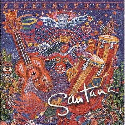 Santana - Supernatural [New CD]