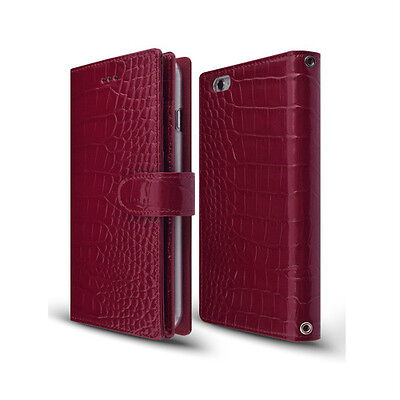 Giovanni Genuine Leather Wallet Case iPhone 7 Case iPhone 7 Plus Case 5 (Giovanni Case)