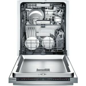 SAVE $1,440 Brand NEW Ultimate Bosch Dishwasher Model SHX89PW55N