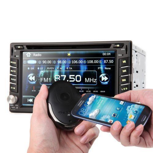 double din navigation vehicle electronics gps