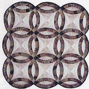 double wedding ring quilt pattern - Wedding Ring Quilt Pattern