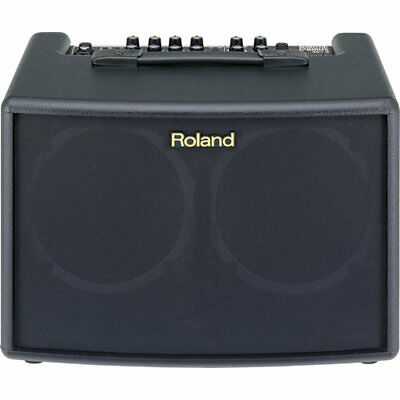 Roland AC-60 Acoustic Chorus Combo Guitar Amplifier - Black