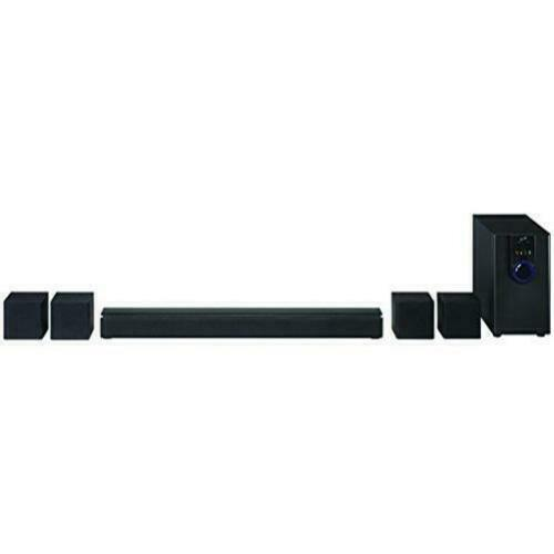 """32"""" Bluetooth Surround Sound 5.1-Channel Music TV DVD Home Theater System"""