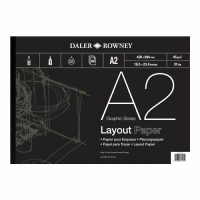 Daler Rowney Layout Pad - A2