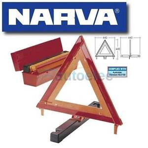 NARVA SAFETY TRIANGLE SET OF 3 KIT p/n 84200 (NEW) Myrtle Bank Unley Area Preview