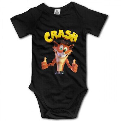 Crash Bandicoot, Best Quality infant Baby Boy Clothes One PIECE (Best Quality Baby Clothes)