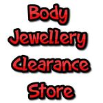 Body Jewellery Clearance Store