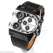 Mens Rectangle Watch