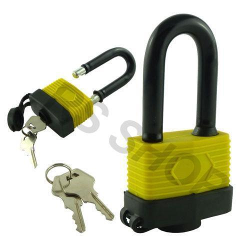 Long Shackle Padlock Locks Ebay