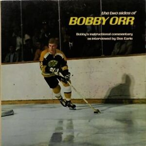 VINTAGE LP RECORD - THE TWO SIDES OF BOBBY ORR 1970