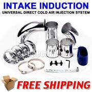 Universal Cold Air Intake Kit