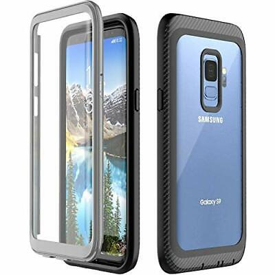 Samsung Galaxy S9 Plus Case With Built in Screen Protector Galaxy S9/S9+ Case
