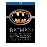 Batman Anthology Blu Ray