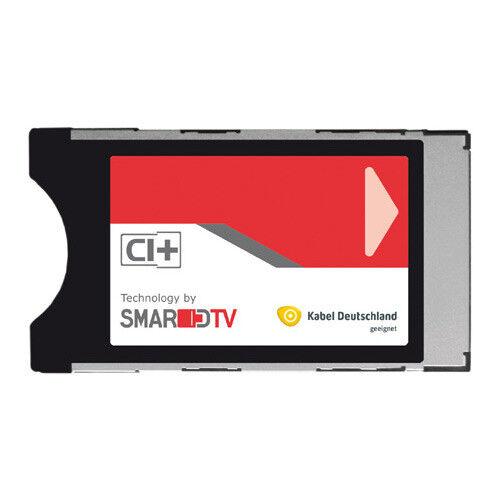 SmardTV CI+ Modul für Kabel Deutschland D03 & D08 Karten Nagravision Verschl.