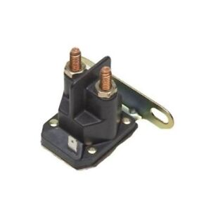 12 volt 3 Pole Starter Solenoid Fits Ride On Lawn Mowers & Tractors