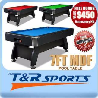 NEW! 7/8FT MODERN DESIGN POOL TABLE; FREE METRO DELIVERY Northmead Parramatta Area Preview