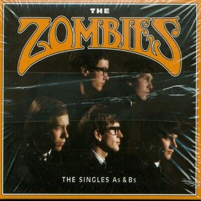 Купить The Zombies - Singles A's & B's [New CD] UK - Import