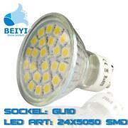 GU10 SMD LED 5050 24