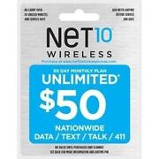 Net10 Unlimited