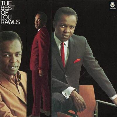Best of Lou Rawls [Capitol] (CD, Nov-1988, Capitol/EMI Records) GREATEST (Best Of Lou Rawls)