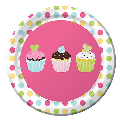 Halloween Party Desserts Treats (HAPPY BIRTHDAY Sweet Treats SMALL PAPER PLATES ~ Party Supplies Cake)