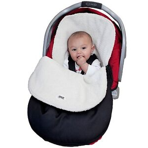 Jolly Jumper cuddle bag for car seat Cambridge Kitchener Area image 1