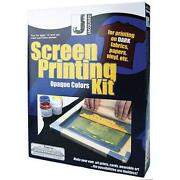 Silk Screen Kit