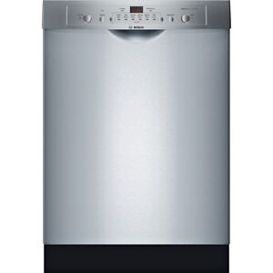 Bosch Stainless Dishwashers SHE3AR75UC in Calgary, only $640.00!