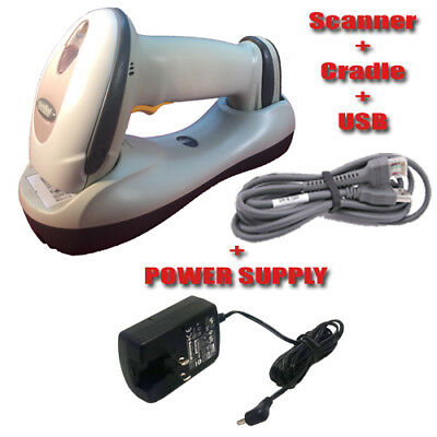 Motorola Symbol Ls4278 Cradle Stb4278 Wireless Barcode Scanner Bluetooth Usb