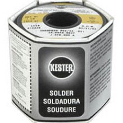 Kester 24-6337-8807 No-clean 245 Solder Wire .020 Dia. Core Size-50 New