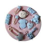 Polymer Clay Baby Molds