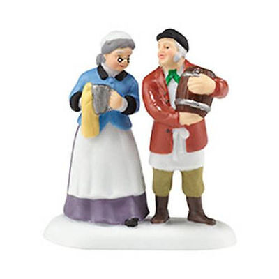 Dept 56 Dickens Village Accessory Making Ready For A Full House $25 Rt 2015 NIB
