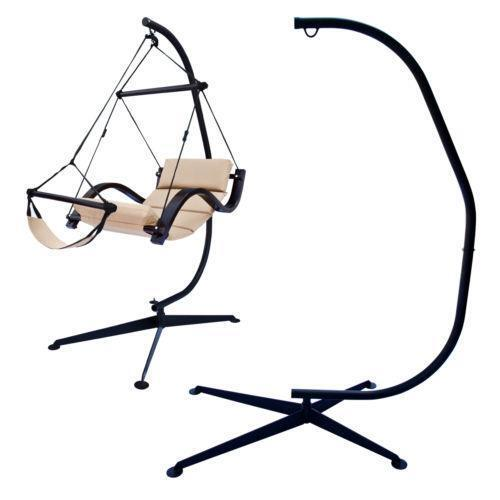 Hammock chair stand ebay for Hammock chair stand plans