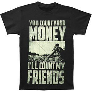 MEMPHIS-MAY-FIRE-Richer-T-shirt-NEW-XXLARGE-ONLY